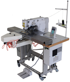 Mattress Handle Attaching Machine (BLF)