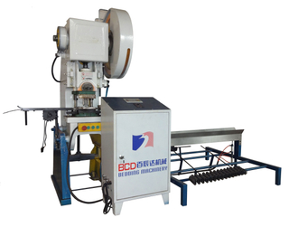 ZIGZAG SPRING CUTTING & BENDING MACHINE(BQH)
