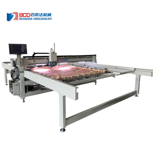 BDZH-4 COMPUTERIZED LONG ARM MOVABLE QUILTER MACHINE