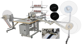 Mattress Border Decoration Machine (BZF)
