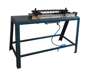 zigzag spring strengthening machine