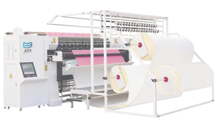 Computerized Multi-Needle Quilting Machine (BDNWS-1 Shuttleless)