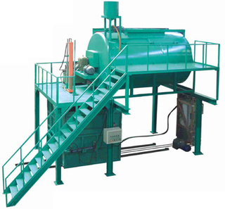 BZS-2 foam re-bonding machine